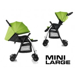 Passeggino Brevi Mini Large Verde