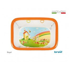 Box Brevi Royal Rainbow