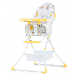 Seggiolone Pappa MAGGY yellow