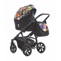aero Tutis sistema modulare 2in1 Limited Black Painting