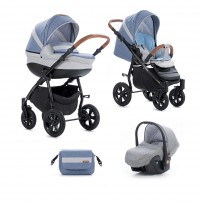 Tutis Nanni 3in1 Sistema modulare LightBlue