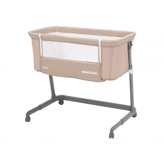 Lettini - Kikkaboo Mini Culla Co-Sleeping Lulu Beige