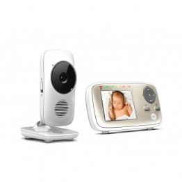 "Motorola Baby monitor video digitale con schermo da 2.8"" MBP483"