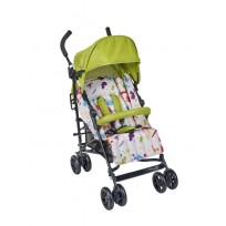 PLEBANI - Passeggino Carty Pop Edition Col. Verde