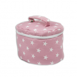 Baby Beauty Ovale in Cotone Col.Rosa